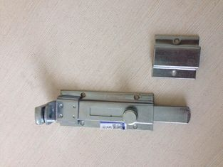Iron Furniture Lock Hardware , House Window Locks 140mm 100mm Thickness
