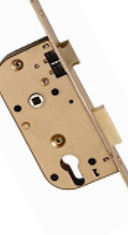 Brass Bolt 5 Inch Mortise Lock Body Customized Service With Free Sample